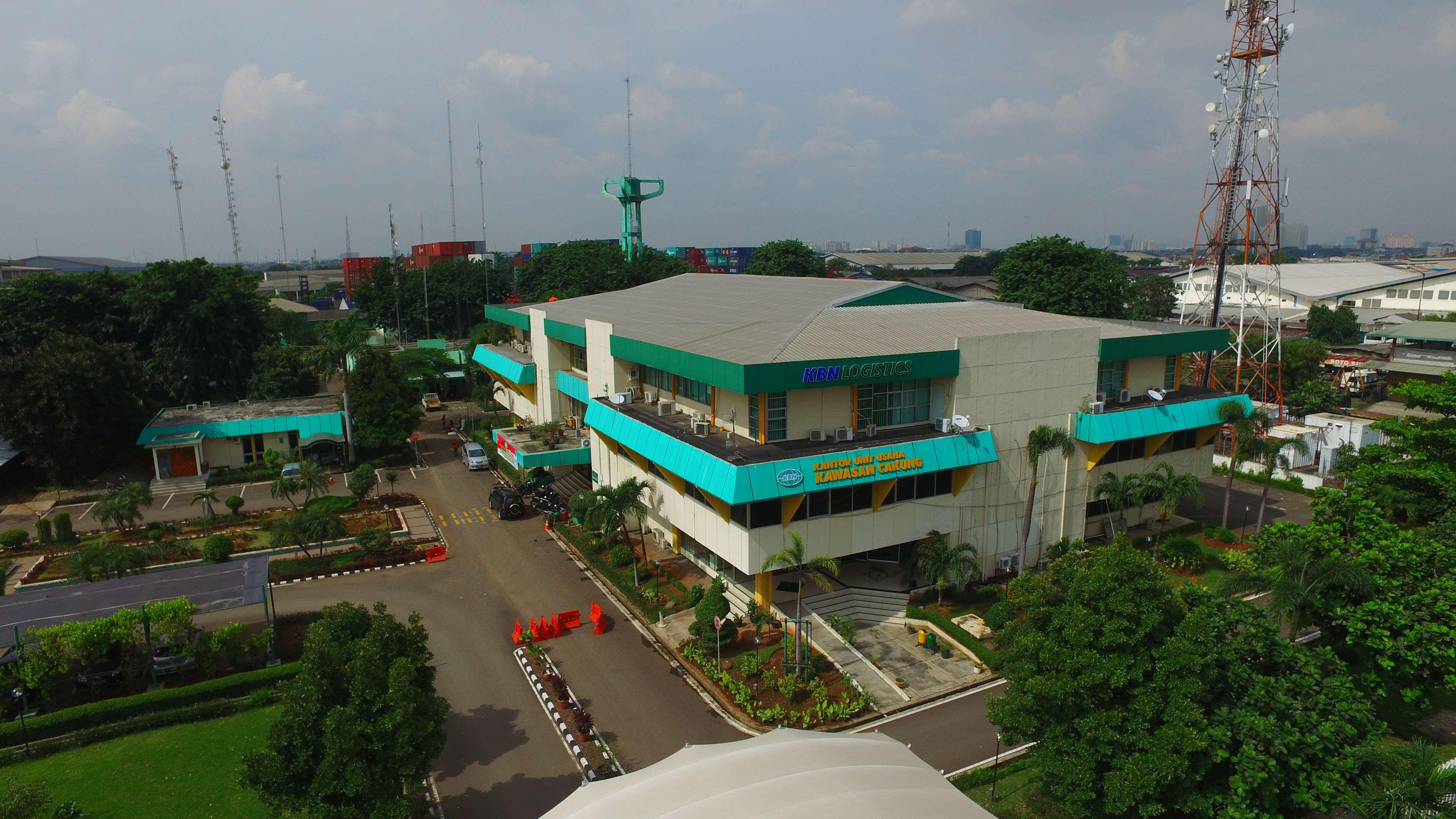 PT. Kawasan Berikat Nusantara | KBN Salurkan Sembako untuk